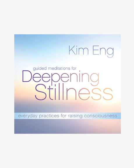 Guided Meditations For Deepening Stillness