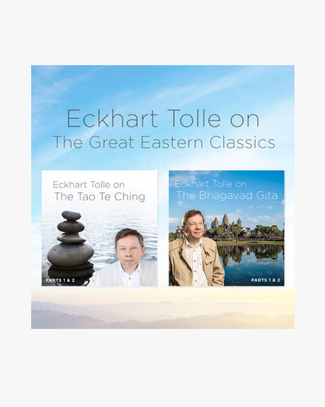 Eckhart Tolle on Great Eastern Classics