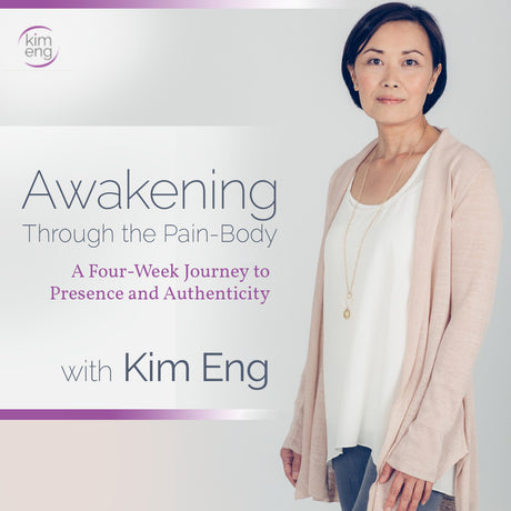 Awakening Through the Pain-Body Payment Plan - (One payment of $49 today, and 2 payments of $49 over 2 months)