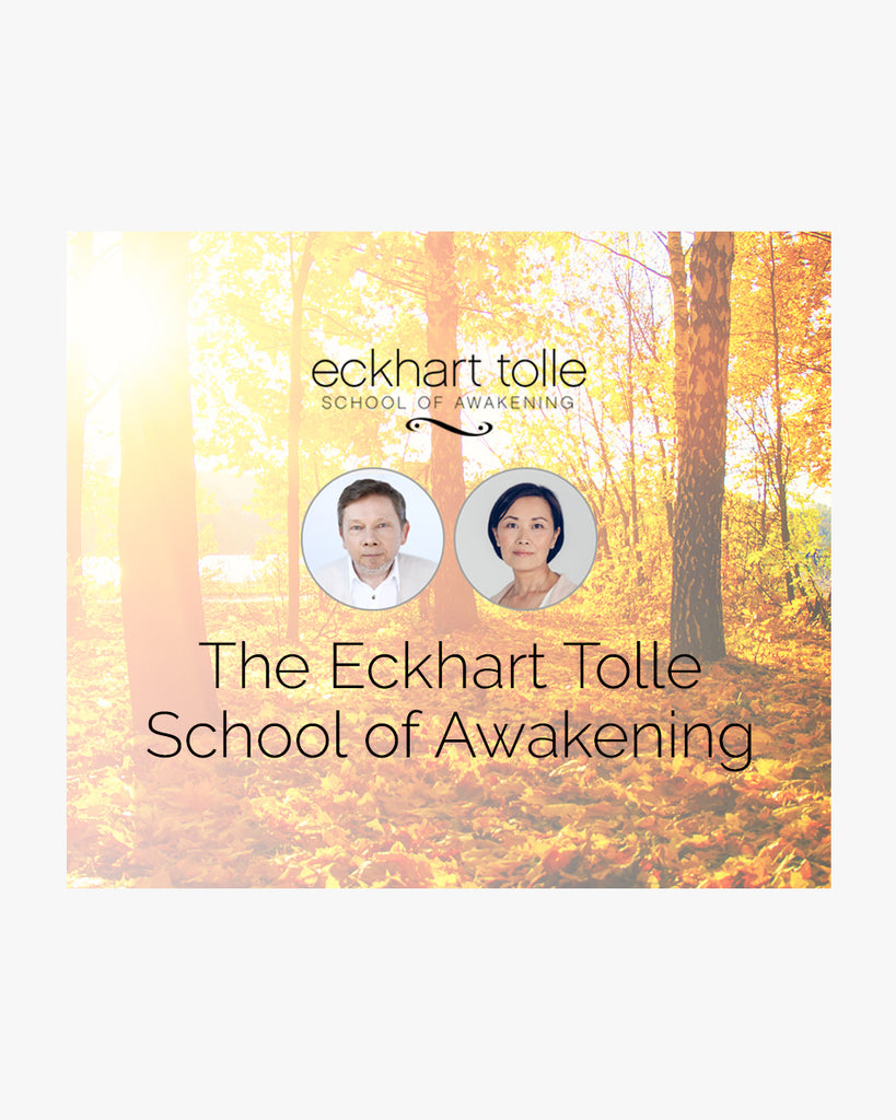 The Eckhart Tolle School of Awakening