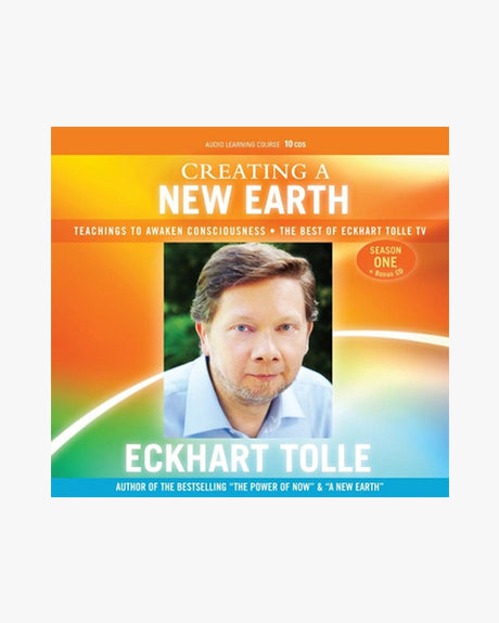 Eckhart Tolle TV Season 1: Creating a New Earth