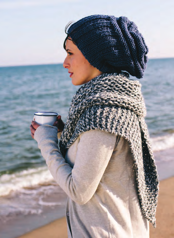 Sweaters and jackets to knit yourself