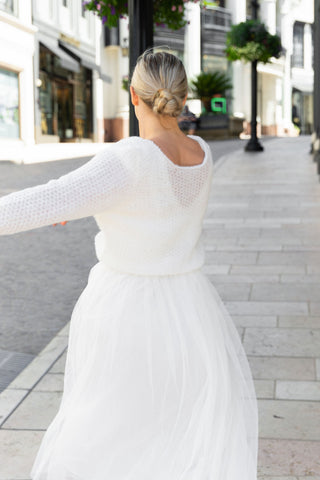 wedding collection shooted at rodeo drive in la
