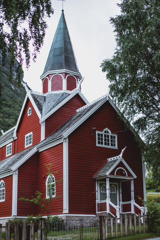 Church for your wedding in norway