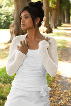 Bolero Shrug for boho wedding