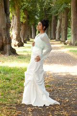 Beemohr knits bridal jackets for the wedding