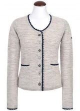Traditional jacket BALTIK in natural by spieth & wensky edelweiss