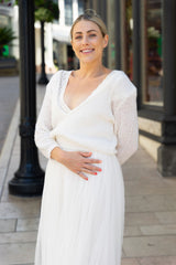 Order bridal sweaters for luxury weddings in the bridal shop
