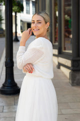 Order knitted sweaters for luxury weddings online