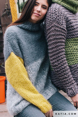 We knit your cozy sweater for you from Ingenua wool