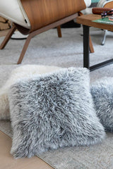 Cushion covers for the home to knit yourself with Arctic wool