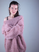 Knit sweater to knit yourself