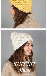 Knit your own hat in just two hours