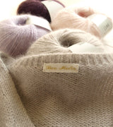 Angora wool Langyarns for cozy cardigans online at beemohr