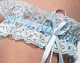 Bridal box: 3 pieces fairy long-sleeved jacket, a garter of your choice and string