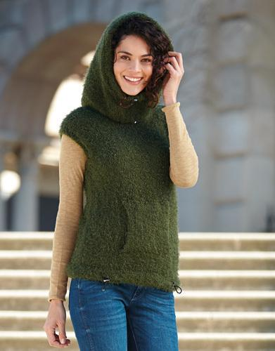 Pullover aus Katia Harmony Wolle
