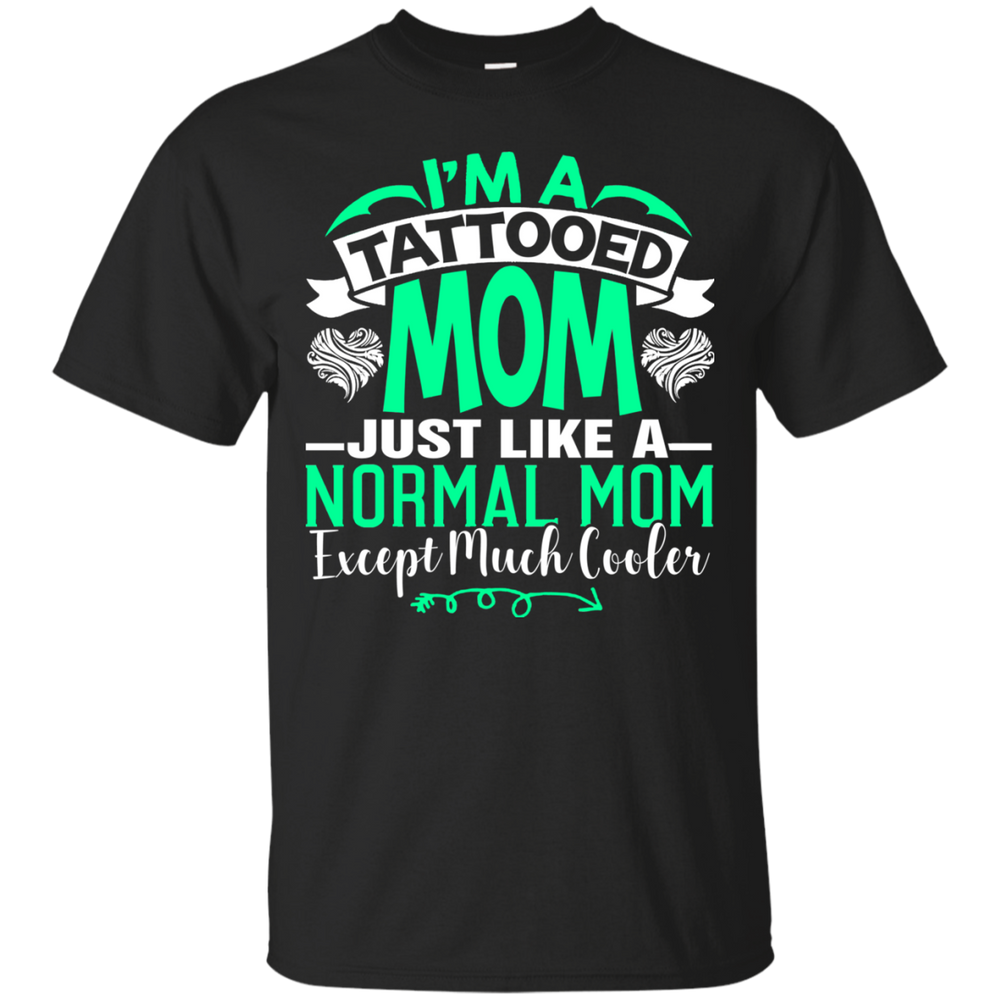 Tattooed Mom Tee