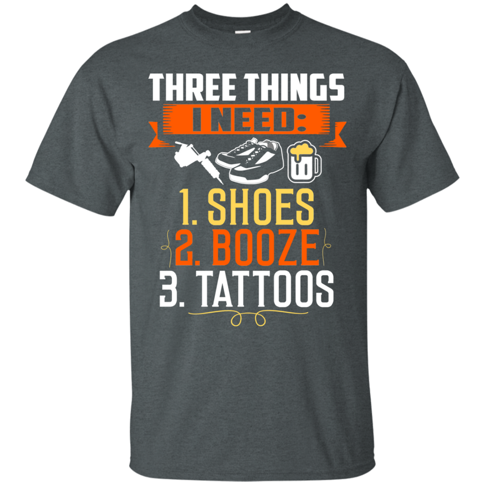 Three Things I Need Tee