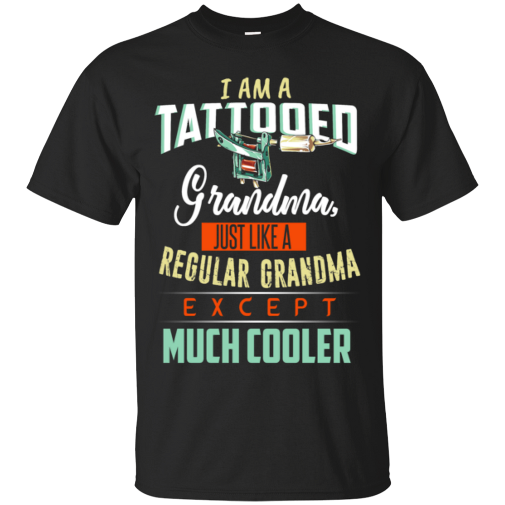 Tattooed Grandma Tee