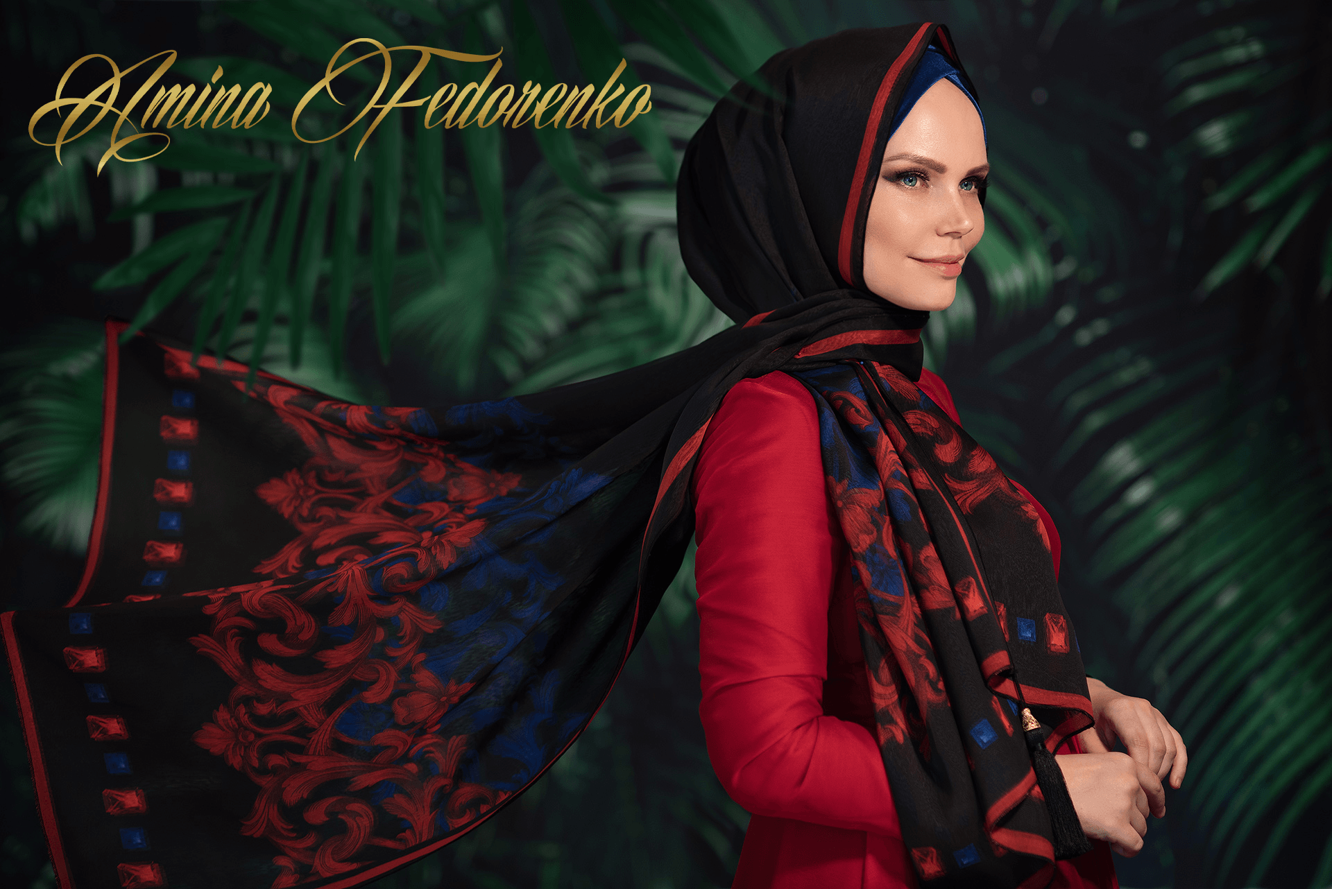 Marvel Moon Hijab Collection Muslima