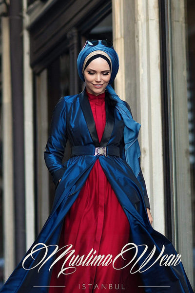 Stella Trench Coat Muslima Wear 2019