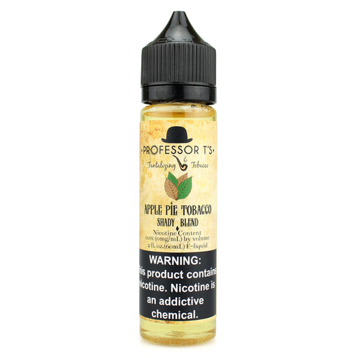 Professor T's Tantalizing Tobacco - Apple Pie Tobacco 60ML