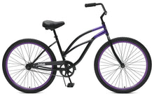 WOMEN'S BEACH CRUISER BICYCLE