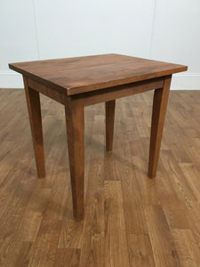 ACCENT WOODEN TABLE