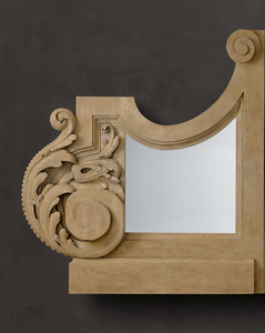 PARISIAN ARCHITECTURAL BRACKET MIRROR