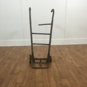 ANTIQUE GARDENING HAND TRUCK