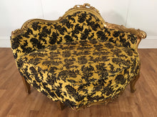 VINTAGE CORDUROY ACCENT CHAIR