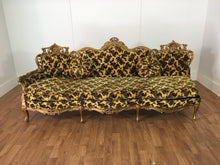 VINTAGE CORDUROY COUCH