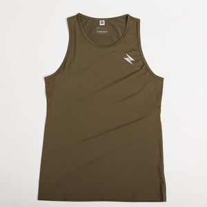 Athletic Tank - Army