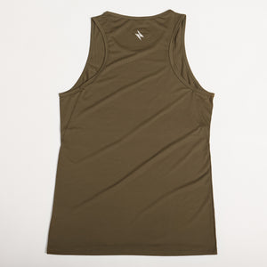 Basic Fit Tank - Army