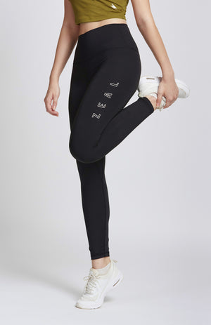 Zeal Fit Legging - Black