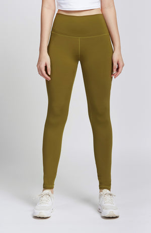 ZEAL Fit Legging - Khaki