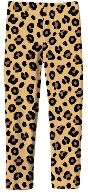 Leggings in Leopard