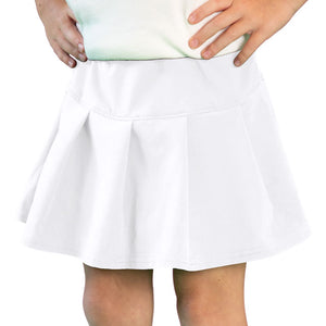 Tennis Skirt in White