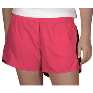 Steph Shorts in Solid Hot Pink
