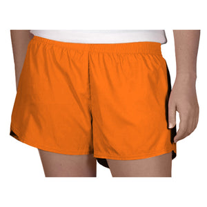 Steph Shorts in Solid Orange