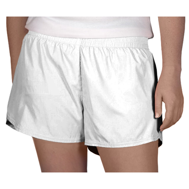 Steph Shorts in Solid White