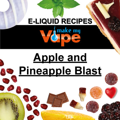 Apple and Pineapple Blast