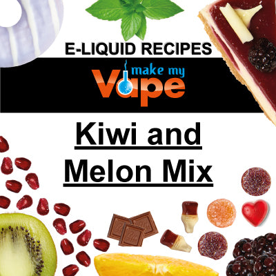 Kiwi and Melon Mix
