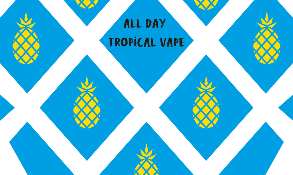 All Day Tropical Vape