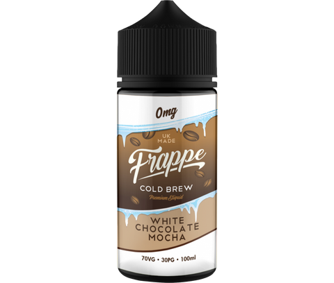 White Chocolate Mocha Shortfill 100ml - Frappe