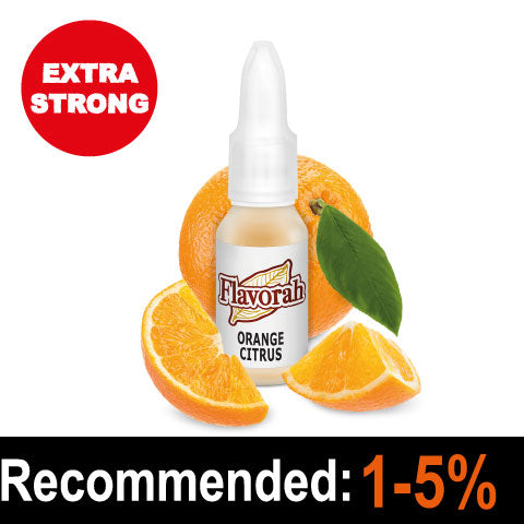 Orange Citrus 10ml - Flavorah