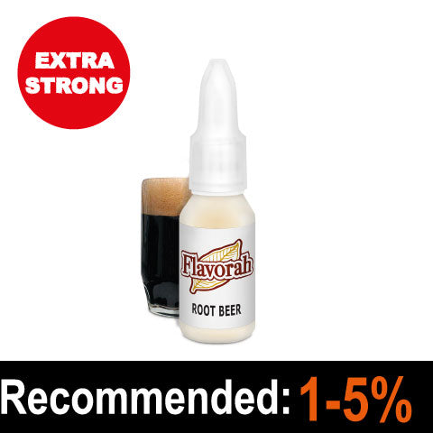 Root Beer 15ml - Flavorah