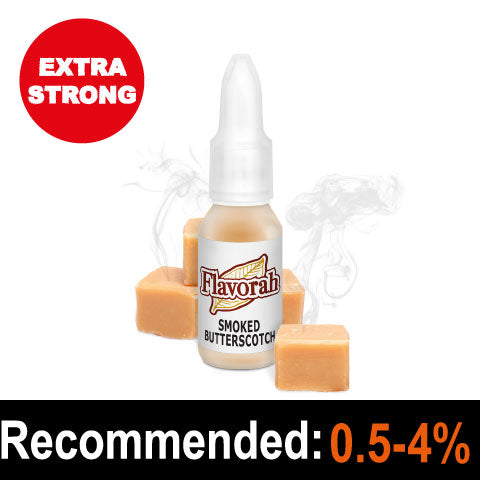 Smoked Butterscotch 15ml - Flavorah
