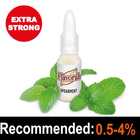 Spearmint 10ml - Flavorah