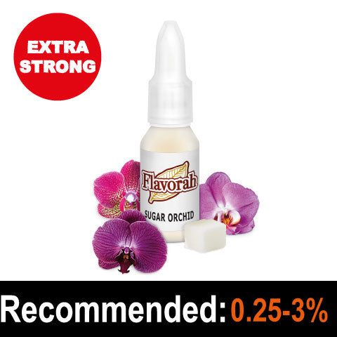 Sugar Orchid 15ml - Flavorah